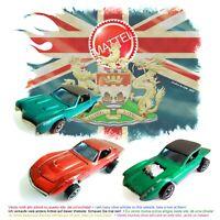 1967' Vintage Hot Wheels RedLine Models, by Mattel - Hong Kong