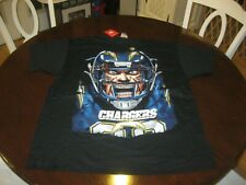 "NFL San Diego Chargers Football T-Shirt ""BRAND NEW"" Size 2XL  (AUCTION 2B2)"