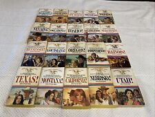 Wagons West Series Dana Fuller Ross Lot of 20 Paperback Books Adventure Vintage