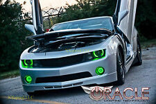 ORACLE Halo HEADLIGHT/FOGLIGHTS Chevrolet Camaro 10-13 (non RS only!) GREEN LED