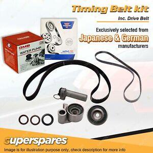 Timing Belt Kit & Drive Belt for Toyota Celsior UCF10 11 Soarer UZZ30 4.0L 1UZFE