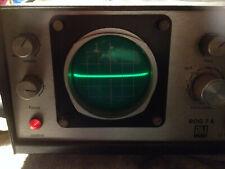 Antikes Oszilloskop ROG 7A von RIM Electronic Röhrengerät Vintage
