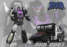Transformers Dx9 Dx09 D06T D-06T Terror Shattered Glass Rodimus in USA NOW!