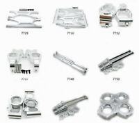 Aluminum Alloy Parts For 1/5 Traxxas X-Maxx Truck RC car Upgrade Parts Silver