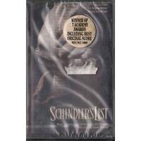 John Williams MC7 Schindler's List OST Nuova Sigillata 0008811096946