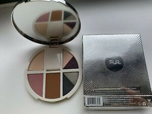 PÜR pur Vanity  Shades & Blushers Palette Eyes and Cheek - Goal Digger rrp £32