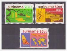 Surinam / Suriname 1978 Airplane rice flugzeuge avion rice reis riz MNH