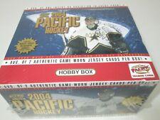 2003-04 PACIFIC HOCKEY SEALED HOBBY BOX