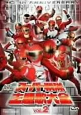 SUPER SENTAI SHUDAIKA TAIZEN VOL.2-JAPAN DVD K81