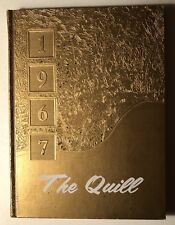 1967 Springtown Texas High School Yearbook/Annual~The Quill~Parker County~Wise