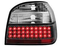 LED RÜCKLEUCHTEN VW GOLF III 3 SCHWARZ BLACK NEU KTL