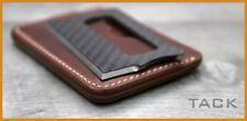 Titanium & Carbon Fiber Credit Card Knife Custom Handmade
