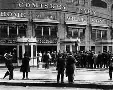 1915 Chicago White Sox COMISKEY PARK Glossy 8x10 Photo Print Stadium Poster