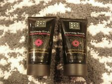 NEW Lot of 2 Rituals Ayurveda Scrub Indian Rose & Multani Clay 2.3 fl oz EACH