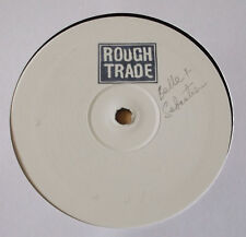 "BELLE & SEBASTIAN I'm A Cuckoo 1-sided white label promo vinyl 12"" Avalanches"
