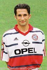 Hasan Salihamidzic Bayern München 98-99 seltenes Foto+2