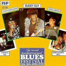 Various - 1990 Burnley Blues Festival /3