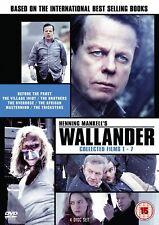 Wallander - Collected Films 1 - 7 (DVD)