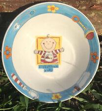3 Child Bowls & Mug Royal Doulton Millennium Baby, Lenox & Avon 4 Pc Set/Lot Guc