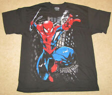 XL 46/48 MARVEL COMICS SPIDER MAN THE AMAZING SUPER HERO MENS T-SHIRT ULTIMATE!!