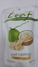 Thai Toasted Coconut Chips Original Taste High Fiber Healthy  Baked Never Fried