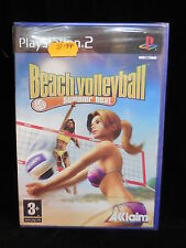 Summer Heat Beach Volleyball para  playstation2 PAL nuevo y precintado.