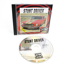 Stunt Driver for IBM PC CD-ROM in Jewel Case, Racing / Driving, Simulation