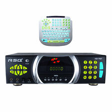 RSQ Karaoke Player HD787 Machine computer Karaoke cdg Professional / Home system