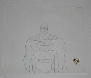 Original production drawing  - Superman (WB)