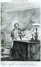 Avvelenamento di Carlo Felice: re di Sardegna e duca di Savoia.Risorgimento.1863