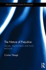 Explorations in Social Psychology: Mapping the Language of Extreme Prejudice...