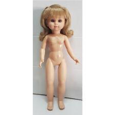 Muñeca Fany rubia 42 cm para vestir