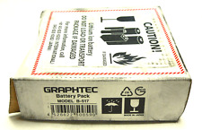 NEW SEALED BOX GRAPHTEC B-517 BATTERY PACK