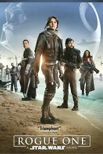 Rogue One: A Star Wars Story (DVD 2016) NEW DVD Sealed Ships 1rst Class