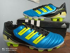 ADIDAS PREDATOR ABSOLION TRX AG adipower  FOOTBALL BOOTS cleats UK 9.5 US 10