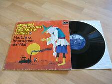 LP Jim Knopf & Lukas der Lokomotivführer 2 Von China bis FONTANA SPECIAL Vinyl