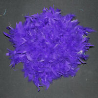 2M 50g Quality Feather Boa Burlesque 20s Dance Hen Night Fancy Dress Accessory