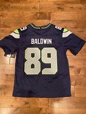 NWT YOUTH Nike Doug Baldwin Seattle Seahawks Untouchable Limited jersey Large