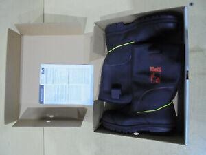 EWS Feuerwehrstiefel Schaftstiefel 92001 Größe 43 oder 45 Neu & OVP