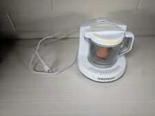 Baby Brezza Baby Food Maker Machine Steamer Blender Puree Blade For Parts As Is