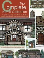 The Complete Home Collection: Over 130 Charming and Open Floor Plans for Your Fa