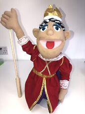 Melissa And Doug *** Queen Glove Hand Puppet. From USA.