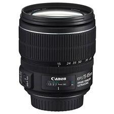 Near Mint! Canon EF-S 15-85mm f/3.5-5.6 IS USM - 1 year warranty