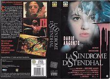LA SINDROME DI STENDHAL (1996) vhs ex noleggio
