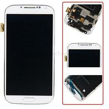 Frame LCD Digitizer Screen Assembly for Samsung Galaxy S4 i337 AT&T White