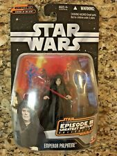 STAR WARS EPISODE III THE GREATEST BATTLES COLLECTION EMPEROR PALPATINE HASBRO