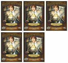 (5) 2009-10 Upper Deck Biography of a Season #BOS3 Alexander Ovechkin Lot