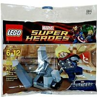 LEGO Super Heroes 30163  Thor Cosmic Cube Würfel Marvel Promo Polybag Set Beutel