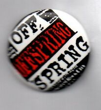 THE OFFSPRING CONSPIRACY OF ONE BUTTON BADGE - AMERICAN PUNK ROCK BAND