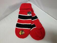 Chicago Blackhawks NHL Reebok Adult Women's Team Colors Mittens/Gloves OSFM